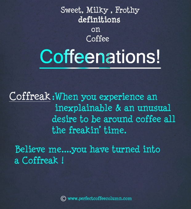 Freaky on Coffee !